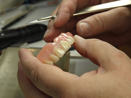 Mobile Denture Repair