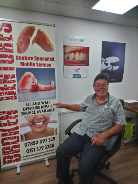 Same Day Denture Repair